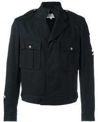 Maison Margiela Cut Out Military Jacket