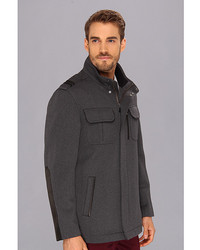 caad518ac8510 Cole Haan Modern Twill Military Jacket