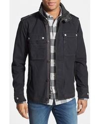 Paxton military jacket with stowaway hood medium 701966