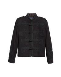 Polo Ralph Lauren Soutache Trim Crop Jacket