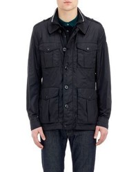 Moncler Tech Field Jacket Black