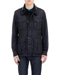 Moncler Tech Field Jacket Black Size M