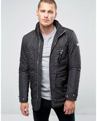 Diesel W Froz Nylon Military Jacket