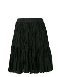 Kenzo Vintage Crinkled Skirt