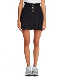 Free People Every Minute Every Hour Miniskirt
