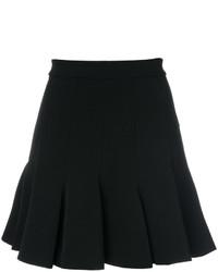 Carven Godet Mini Skirt