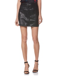 Paige Jamine Zip Front Skirt