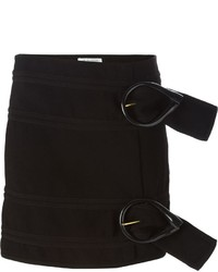 Large buckle detail skirt medium 660907