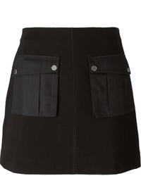Marc by Marc Jacobs Front Pocket A Line Skirt