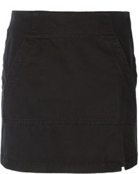 Marc by Marc Jacobs Short Slit Pocket Skirt