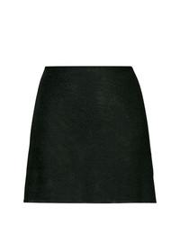 Kacey Devlin Metallic Mini Skirt