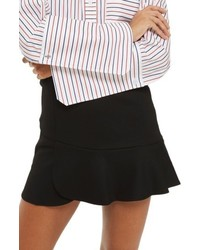 Paneled flippy miniskirt medium 5308763