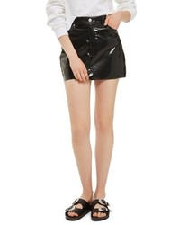 Vinyl miniskirt medium 5361214