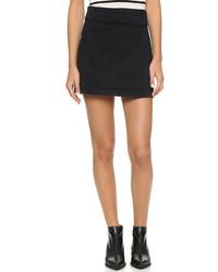 Zip to it denim miniskirt medium 660685