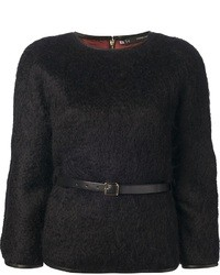 DSquared 2 Mohair Long Sleeve Top