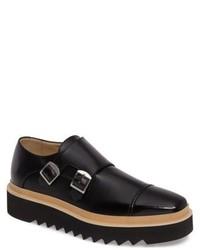 Stella McCartney Peter Platform Monk Shoe