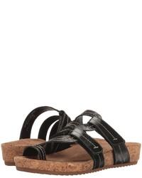 Walking Cradles Panama Clogmule Shoes