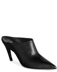Balenciaga Pointy Toe Broken Heel Mule