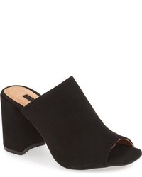 Topshop Ruler High Vamp Mule