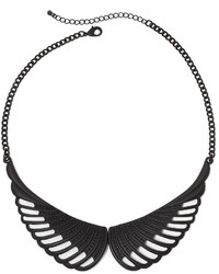 jcpenney Decree Wing Statet Necklace