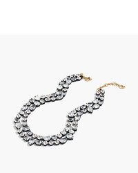 J.Crew Double Strand Crystal Necklace