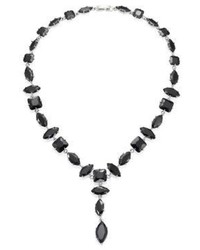 Fallon Jagged Edge Marquis Y Necklace