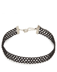 Lacey Ryan Jet Choker Necklace