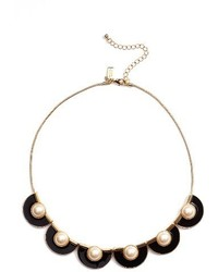 Kate Spade New York Taking Shapes Collar Necklace