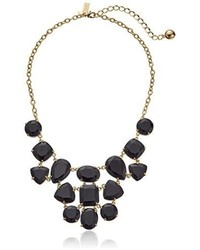 Kate Spade New York Vegas Jewels Gold Tone Statet Necklace 17