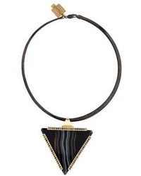 Kelly Wearstler Quatrain Pendant Necklace