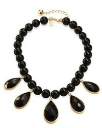 Kate Spade New York True Colors Stone Bib Necklace