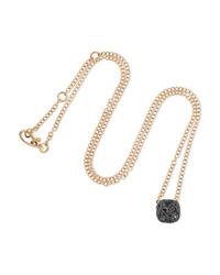 Pomellato Nudo 18 Karat Gold Diamond Necklace
