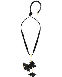 Marni Patch Drop Necklace