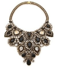 Erickson Beamon Rin Statet Bib Necklace