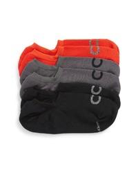 Calvin Klein 3 Pack No Show Socks
