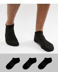 New Balance 3 Pack No Show Socks