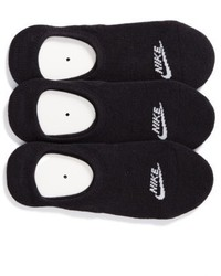 Nike 3 Pack No Show Training Socks