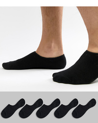 Jack & Jones Invisible Socks 5 Pack