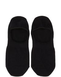 BOSS Two Pack Black Shoeliner Socks