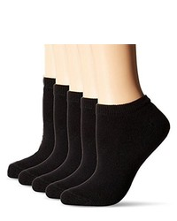Black No Show Socks
