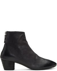 Marsèll Black Coltello Inverno Boots