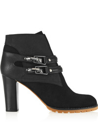 See by Chloe See By Chlo Nubuck Ankle Boots Black