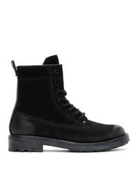 Diesel Black D Throuper Dbb Zc Boots