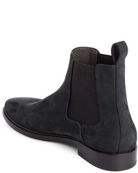 Lanvin Nubuck Chelsea Boots 0AUK9i9Ms