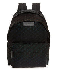 Stella McCartney Logo Eco Nylon Backpack