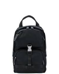 d1dbf2fbf164 Black Nylon Backpacks for Men | Men's Fashion | Lookastic.com