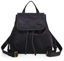 ef91321efcb ... Tory Burch Scout Small Nylon Backpack ...