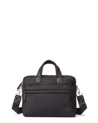 MZ Wallace Bleecker Slim Nylon Briefcase