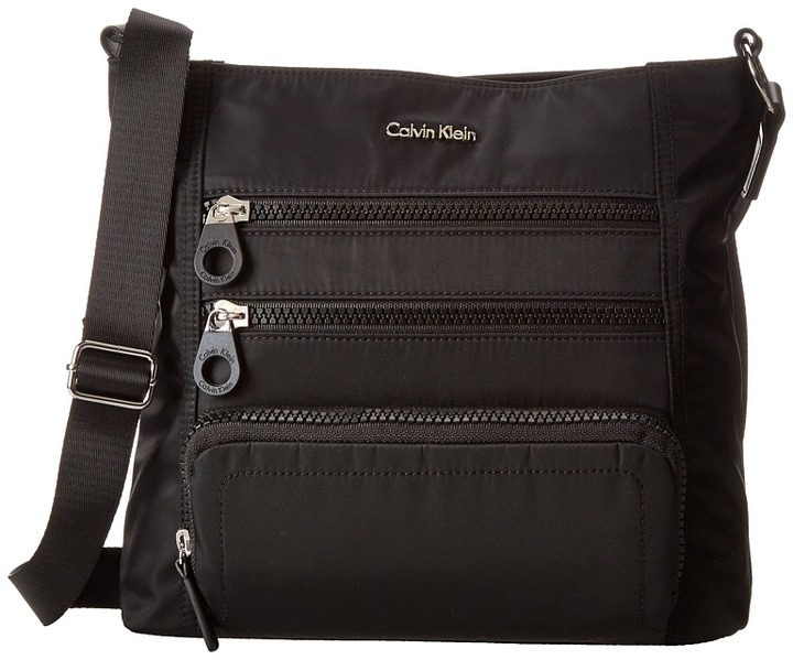 Calvin Klein Nylon Crossbody Cross Body Handbags