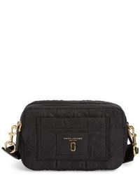 Marc Jacobs Nylon Knot Crossbody Bag Black